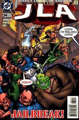 JLA Vol. 1 (1997-2006) (Comic-Book) #34