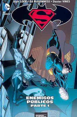 Superman Batman: Enemigos Públicos (Grapa) #1