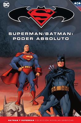 Batman y Superman. Colección Novelas Gráficas (Cartoné) #21