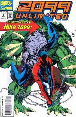 2099 Unlimited (Grapa) #2