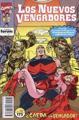 Los Nuevos Vengadores Vol. 1 (1987-1994) (Grapa 32 pp) #70