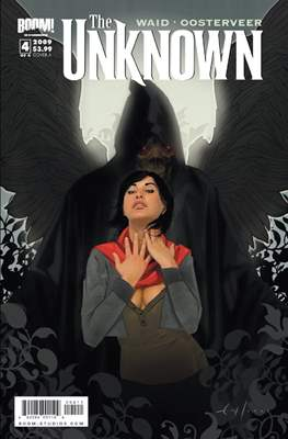 The Unknown Vol. 1 (Comic-Book) #4