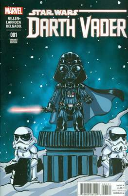 Star Wars: Darth Vader (2015 Variant Covers) #1.3