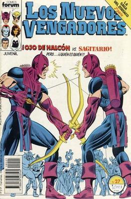Los Nuevos Vengadores Vol. 1 (1987-1994) (Grapa 32 pp) #27