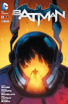 Batman: Nuevo Universo DC / Renacimiento #45