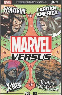 Marvel Versus (Rústica) #2