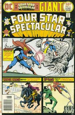 Four Star Spectacular (Comic Book 68-52 pp) #2