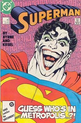 Superman Vol. 2 (1987-2006) #9