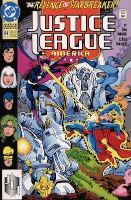 Justice League / Justice League International / Justice League America (1987-1996) (Comic-Book) #64