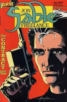Jon Sable, Freelance #22
