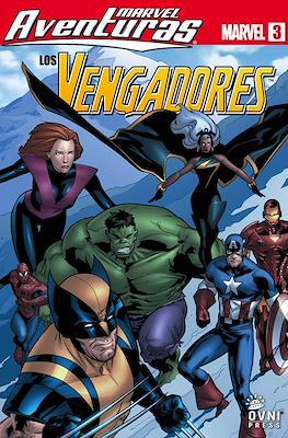 Aventuras Marvel - Los Vengadores #3