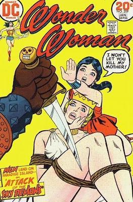 Wonder Woman Vol.1 (Comic Book) #209
