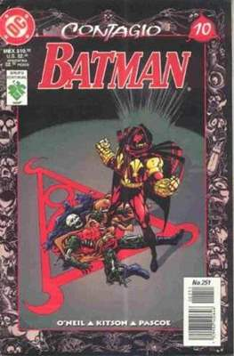 Batman Vol. 1 (1987-2002) (Grapa) #251