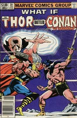 What If (Vol. 1 1977-1984) (Comic-Book) #39