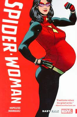 Spider-Woman (2015-2017 Vol. 6) (Softcover 120-1112 pp) #1