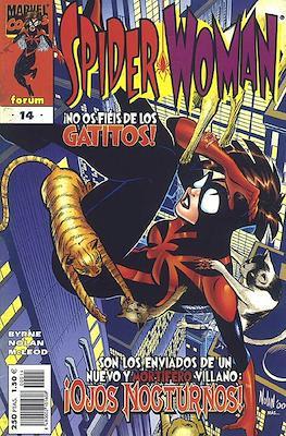 Spider-Woman (2000-2001) (Grapa. 17x26. 24 páginas. Color.) #14
