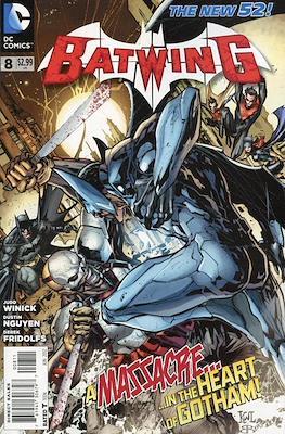 Batwing Vol. 1 (2011) (Comic-Book) #8