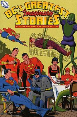 DC's Greatest Imaginary Stories #1