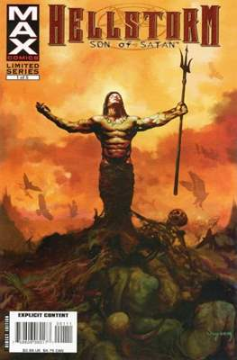 Hellstorm. Son of Satan (Comic Book) #1
