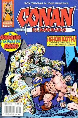 Conan el Bárbaro (1998-2001) (Grapa 24 pp) #48