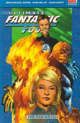 Ultimate Fantastic Four (Softcover 144 pp) #1