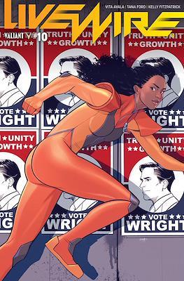 Livewire (2018-) (Comic book) #10