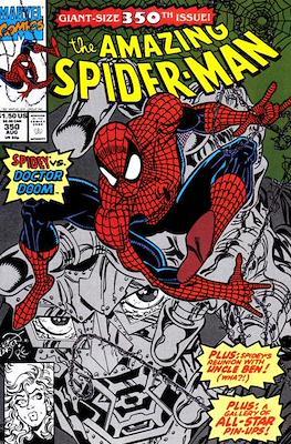 The Amazing Spider-Man Vol. 1 (1963-1998) (Comic-book) #350