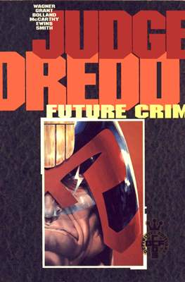 Judge Dredd Future Crime