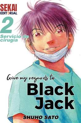 Give my regards to Black Jack #2