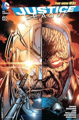 Justice League Vol. 2 (2011-2016) (Comic-Book) #40