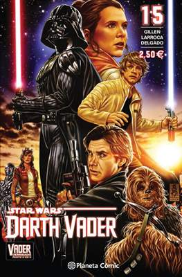 Star Wars: Darth Vader (Grapa 32 pp) #15