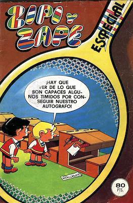 Zipi y Zape Especial / ZipiZape Especial (Grapa 76-100 pp) #58