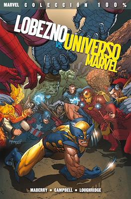 Lobezno vs. Universo Marvel. 100% Marvel