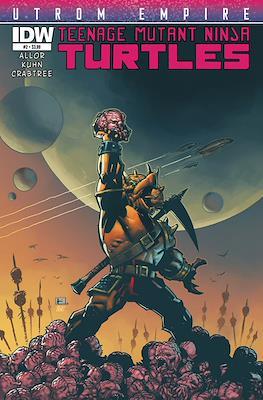 Teenage Mutant Ninja Turtles: Utrom Empire (Comic book) #2