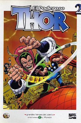 Grandes héroes del cómic (Rústica) #42