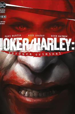 Joker/Harley: Cordura Criminal (Cartoné 96 pp) #1