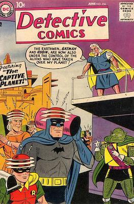 Detective Comics Vol. 1 (1937-2011; 2016-) (Comic Book) #256