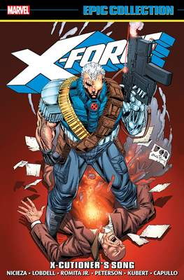 X-Force Epic Collection (Softcover) #2