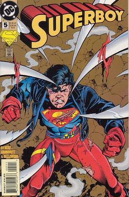 Superboy Vol. 4 #5