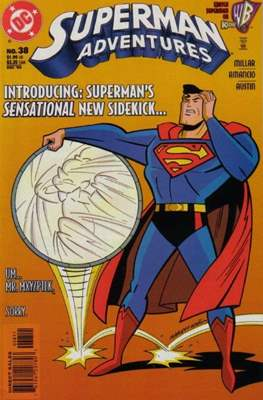 Superman Adventures (Comic Book) #38