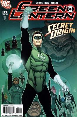 Green Lantern Vol. 4 (2005-2011) (Comic book) #31