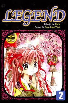 Legend (Rústica) #2
