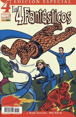 Los 4 Fantásticos Vol. 6. (2006-2007) Edición Especial #4