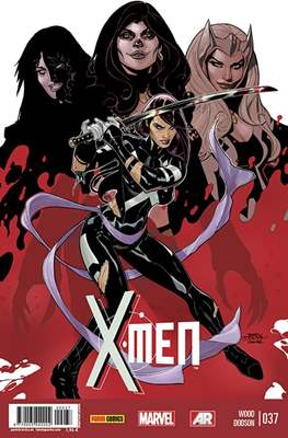 X-Men Vol. 4 / X-Men presenta (2011-2016) (Grapa 24 pp) #37