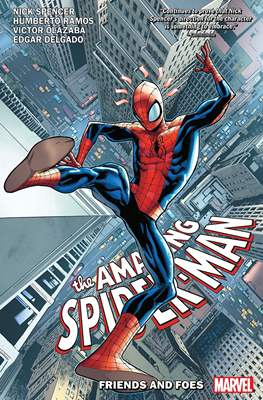 The Amazing Spider-Man by Nick Spencer (Softcover) #2