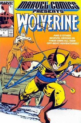 Marvel Comics Presents Vol. 1 (1988-1995) #5