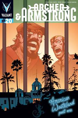 Archer & Armstrong (Comic Book) #20