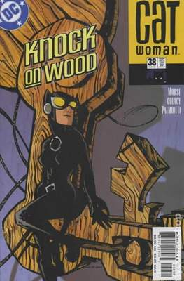 Catwoman Vol. 3 (2002-2008) (Comic Book) #38
