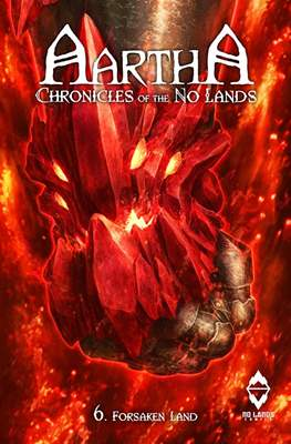Aartha: Chronicles of the No Lands (Grapa) #6