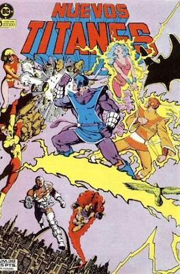 Nuevos Titanes Vol. 1 (1984-1988) (Grapa 40 pp) #30